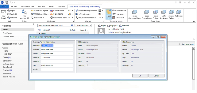 CRM for Outlook